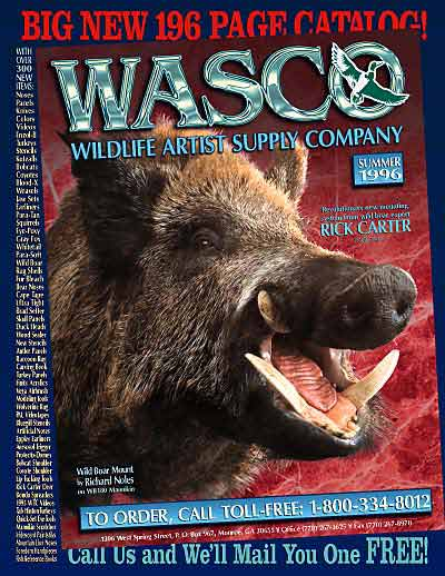 Wasco Summer 1996 Catalog Ad Spring 1996